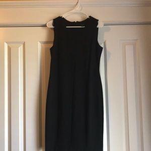 Ann Taylor suit dress